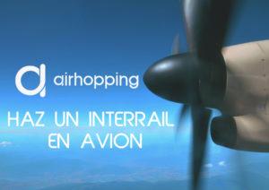 airhopping interrail en avion con vuelos baratos por europa