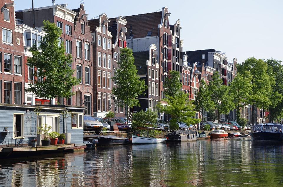 Ciudades más bonitas de Europa Ámsterdam