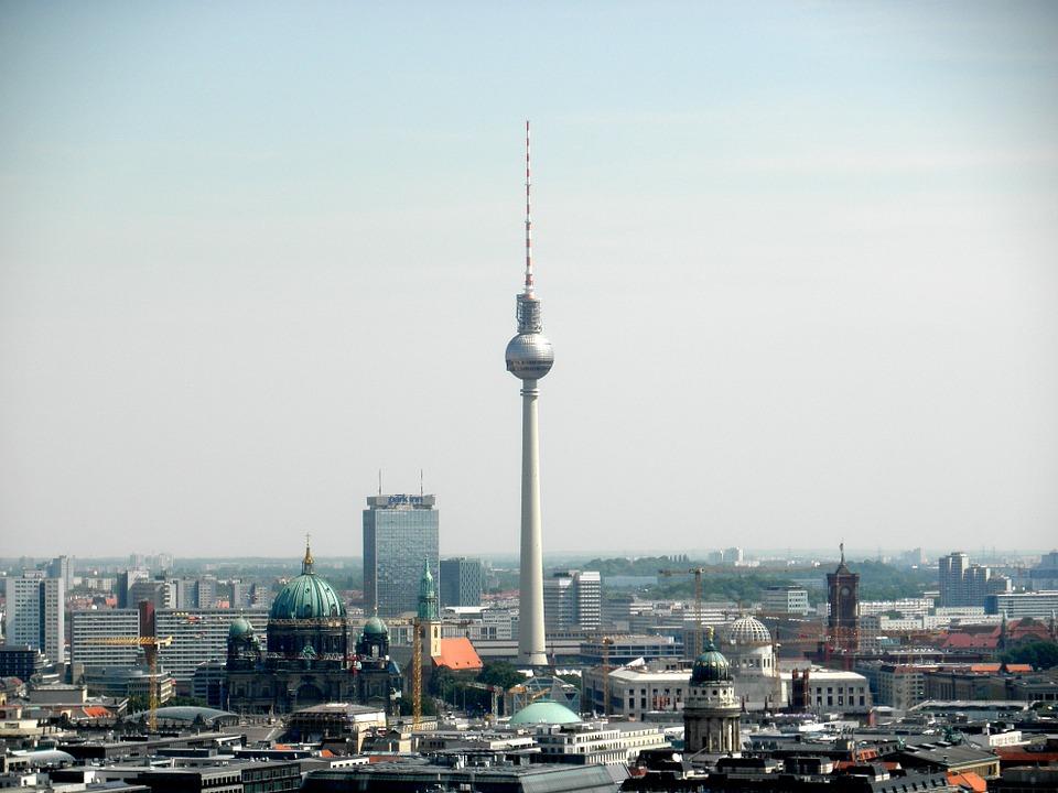 Ciudades más bonitas de Europa Berlín