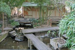 un rincon para visitar paris es este jardín de inspiración japonesa