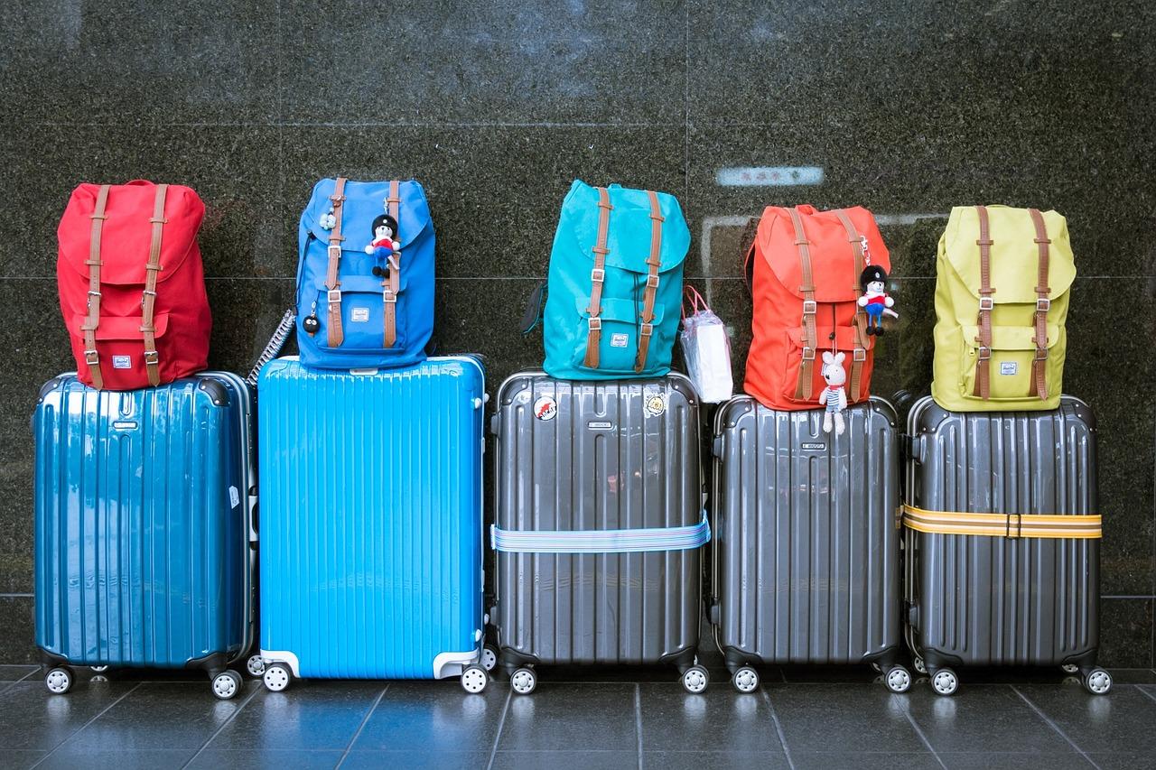 tips para saber cómo hacer la maleta para un interrail por varios paises en europa