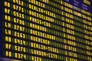 día más barato para volar y recorrer Europa en avión