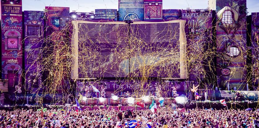 festivales de música verano tomorrowland en belgica