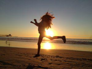 viajar es la clave de la felicidad
