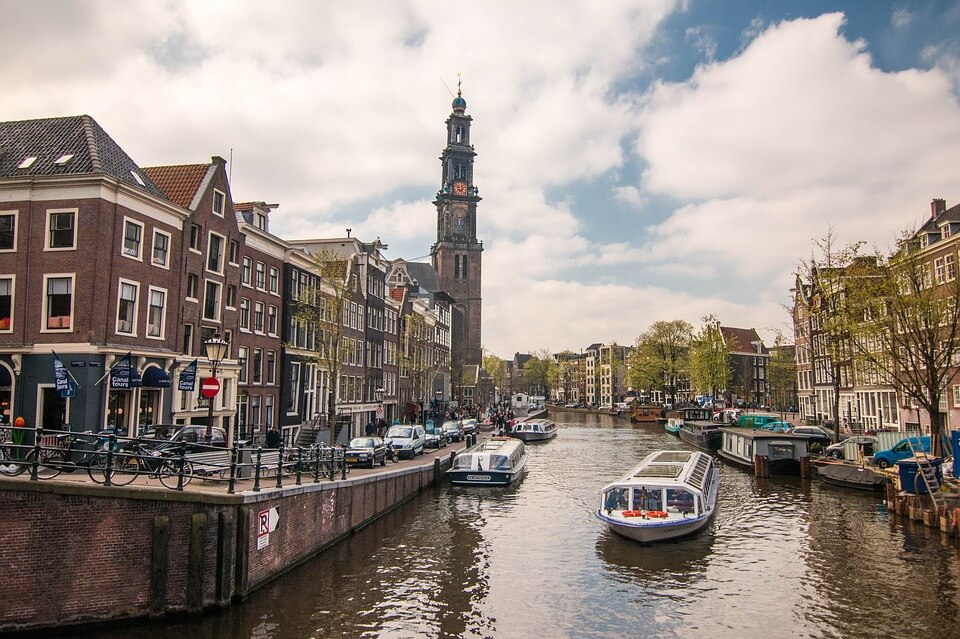 turismo en ámsterdam canales