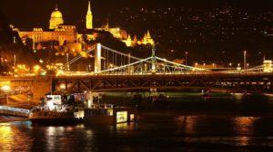 Budapest destino europeo para viajes con amigos