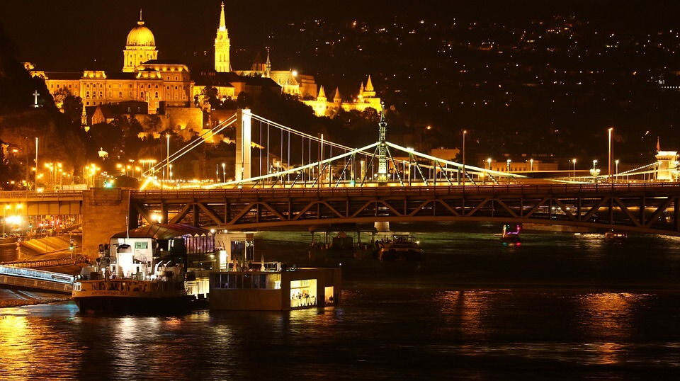 viajes con amigos de fiesta Budapest