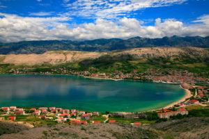 croacia y la isla de Pag mejores destinos de Europa para salir de fiesta en viajes con amigos