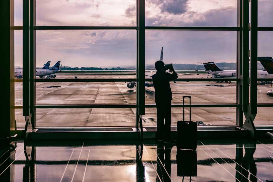vuelos baratos interrail en avión
