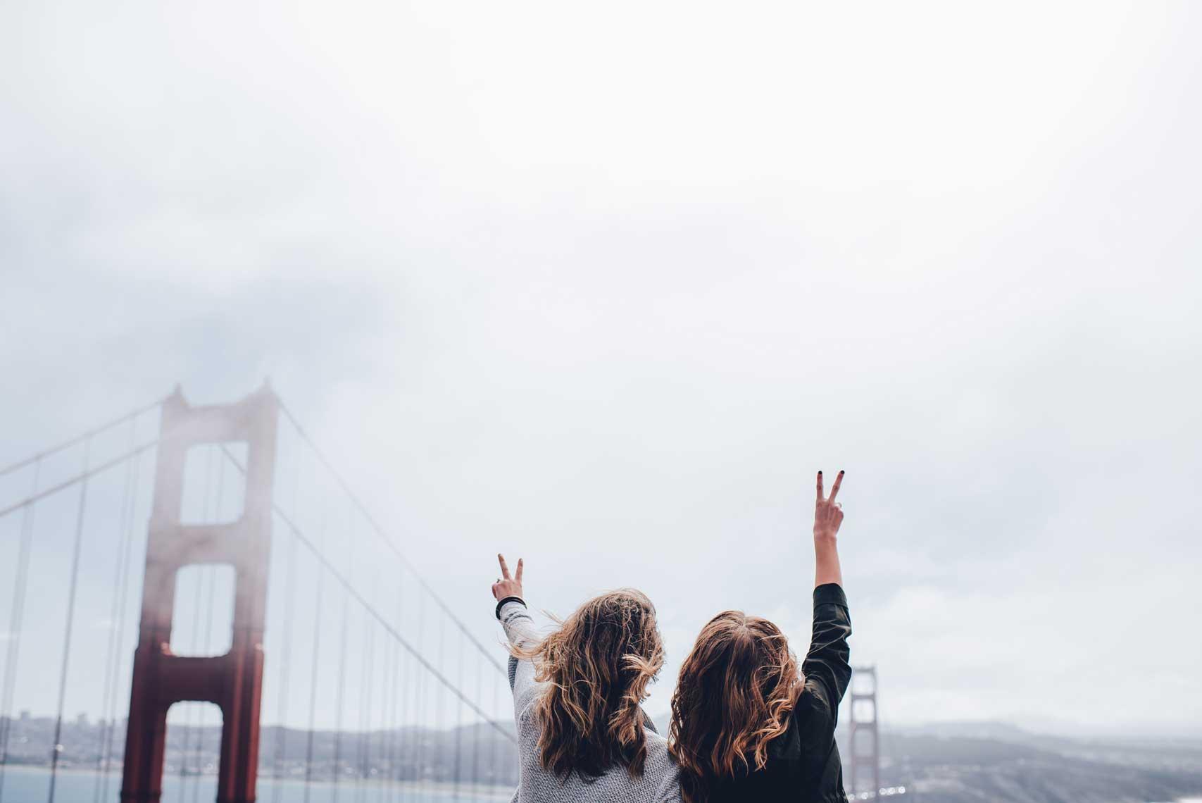 viaje con amigas de interrail