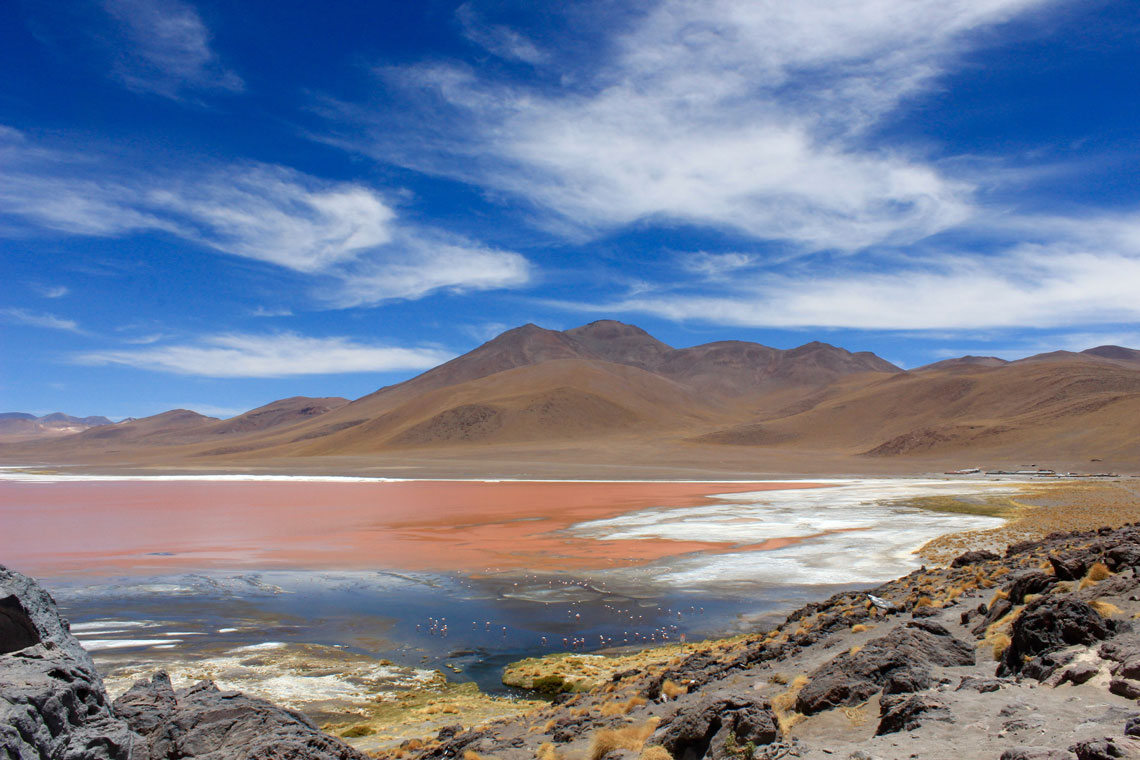 Dónde viajar solo Bolivia