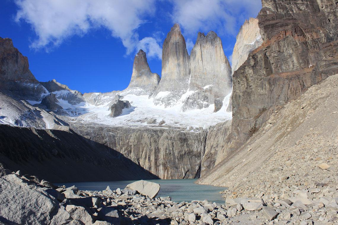 Dónde viajar solo Chile