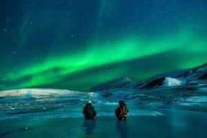 dónde ver la aurora boreal rusia
