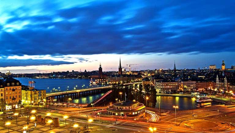 dónde viajar solo suecia