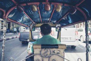 dónde viajar solo tailandia