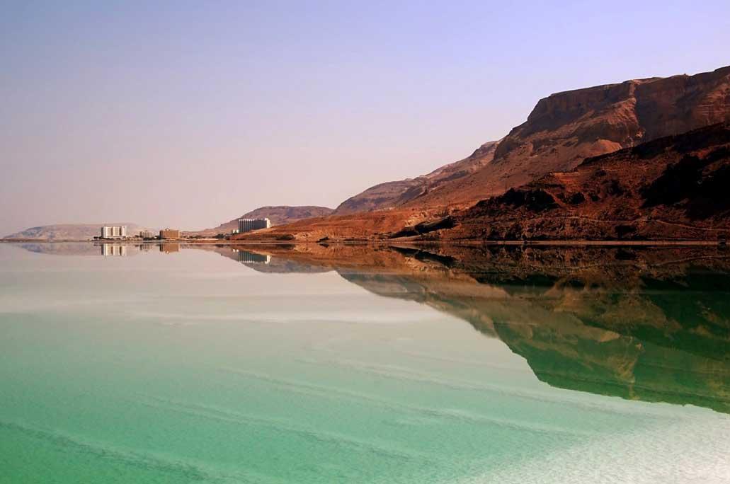 lagos del mundo mar muerto