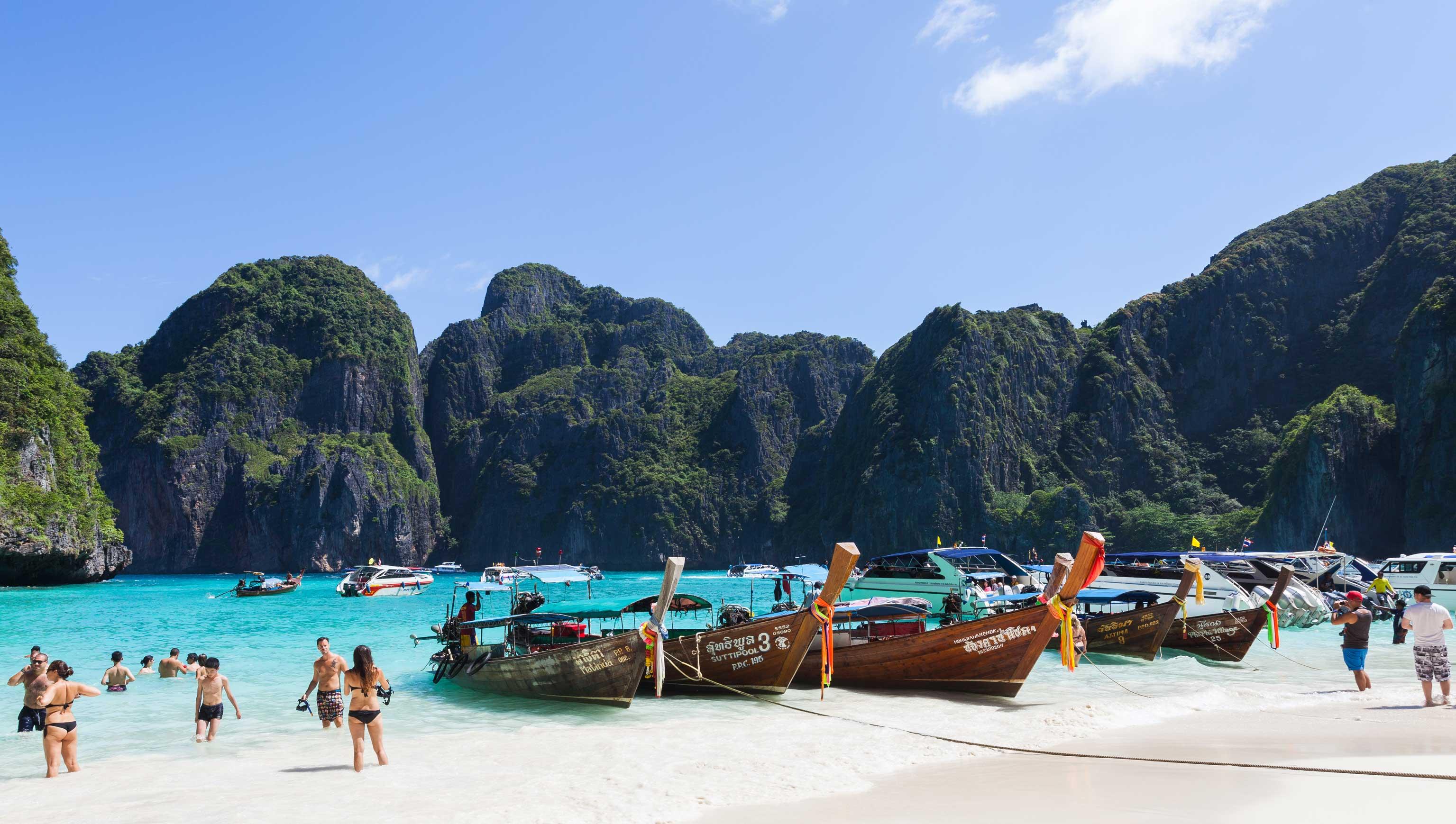 dónde ir de luna de miel tailandia
