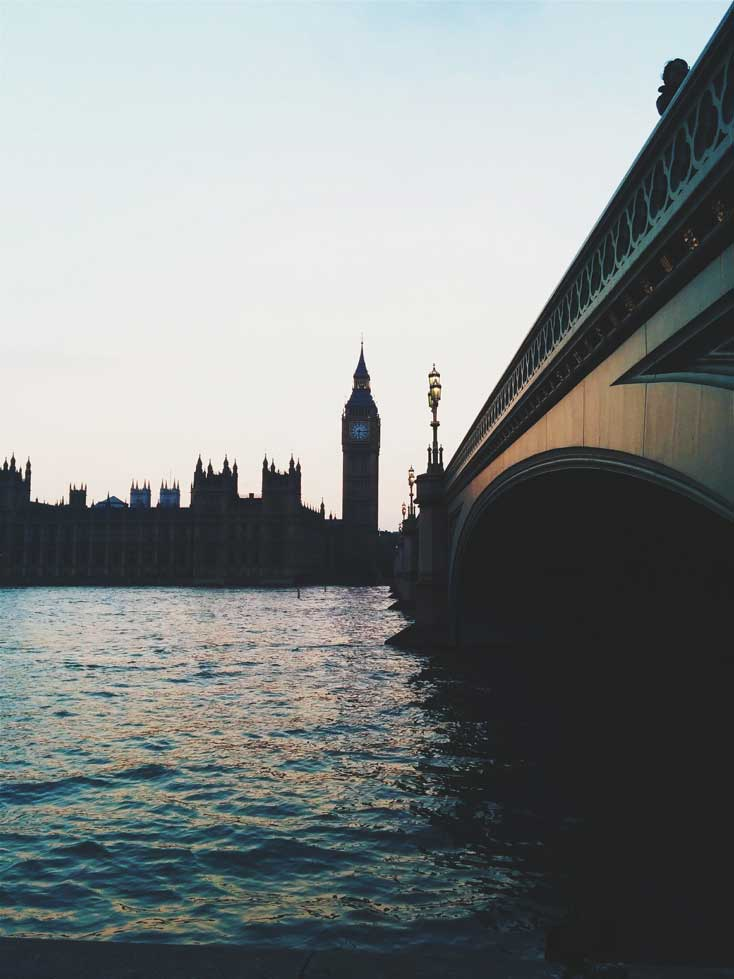qué ver en Europa Big Ben