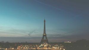 qué ver en Europa torre eiffel