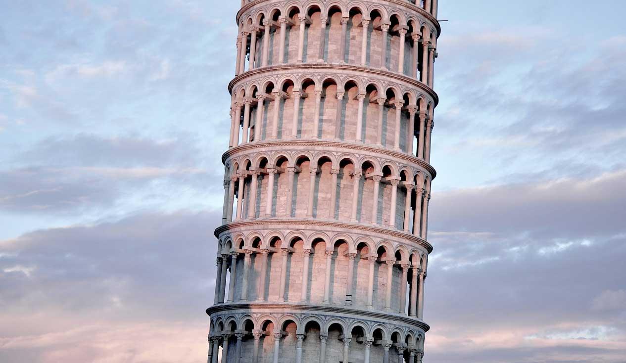 qué ver en Europ Pisa