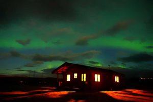 dónde viajar en noviembre aurora boreal