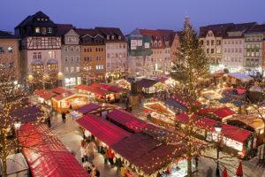 dónde viajar en diciembre mercado navidad Berlín