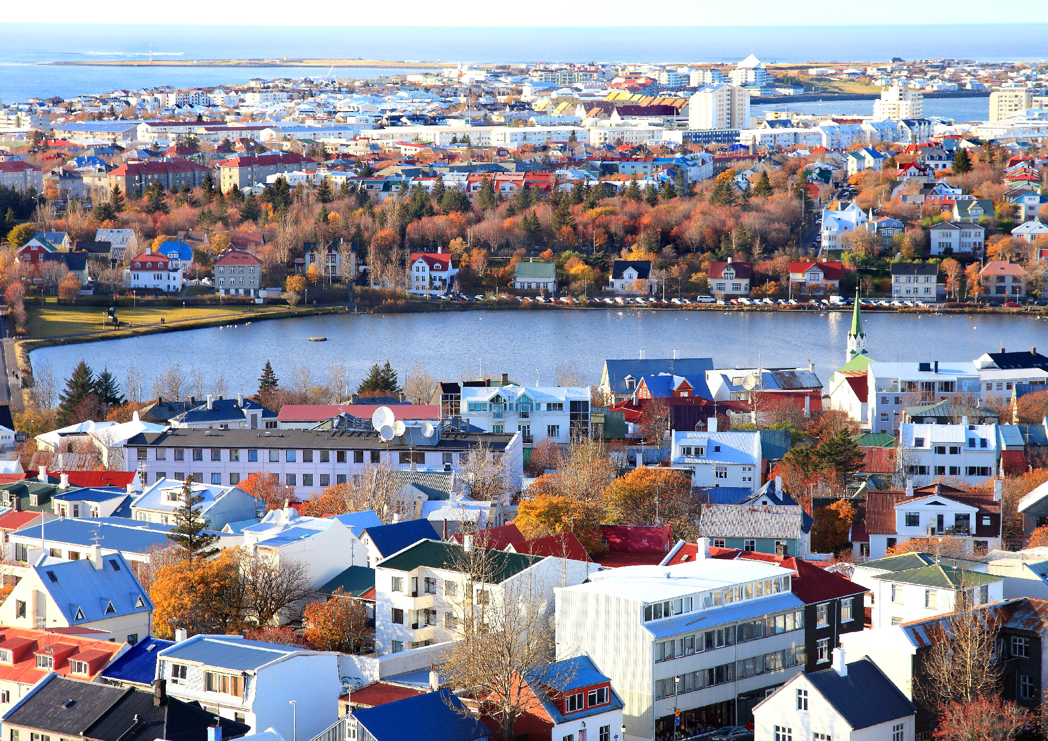 viajar a europa reykjavik