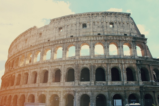 viajar a europa roma
