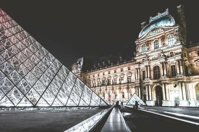 dónde viajar en diciembre paris