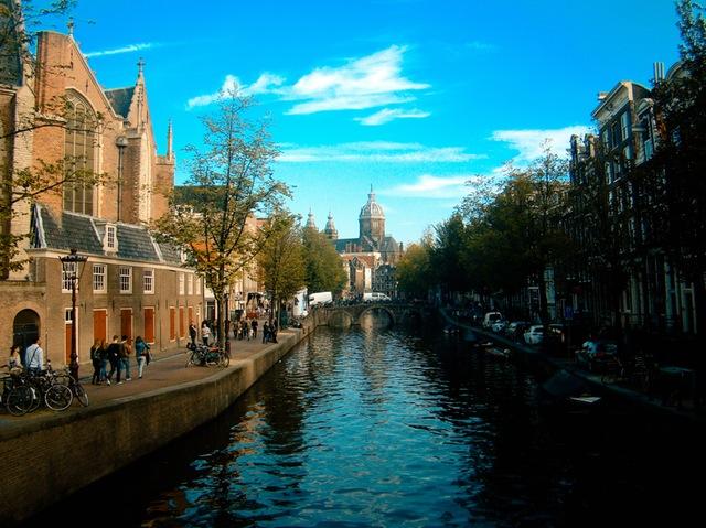 viajar a europa amsterdam
