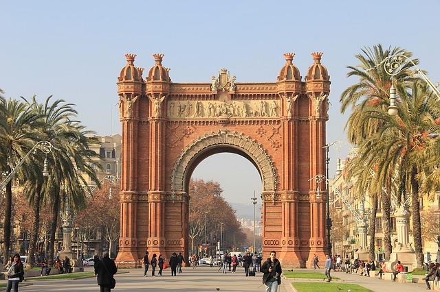viajar a europa barcelona