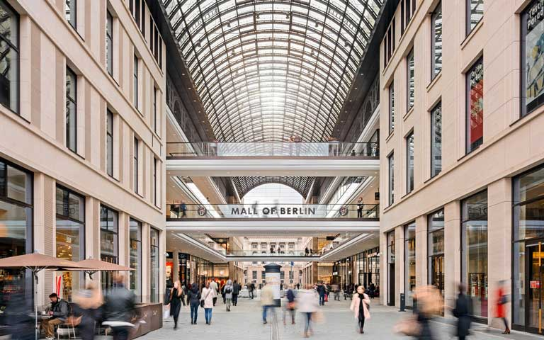 berlin viaje shopping