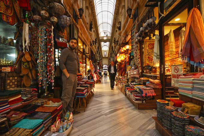 estambul destinos para ir de shopping