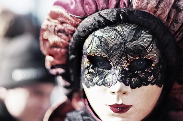 carnavales en Europa Venecia