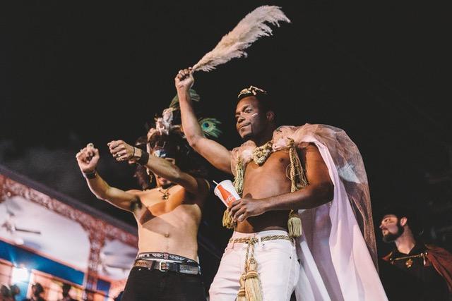 Carnavales en Europa caribe