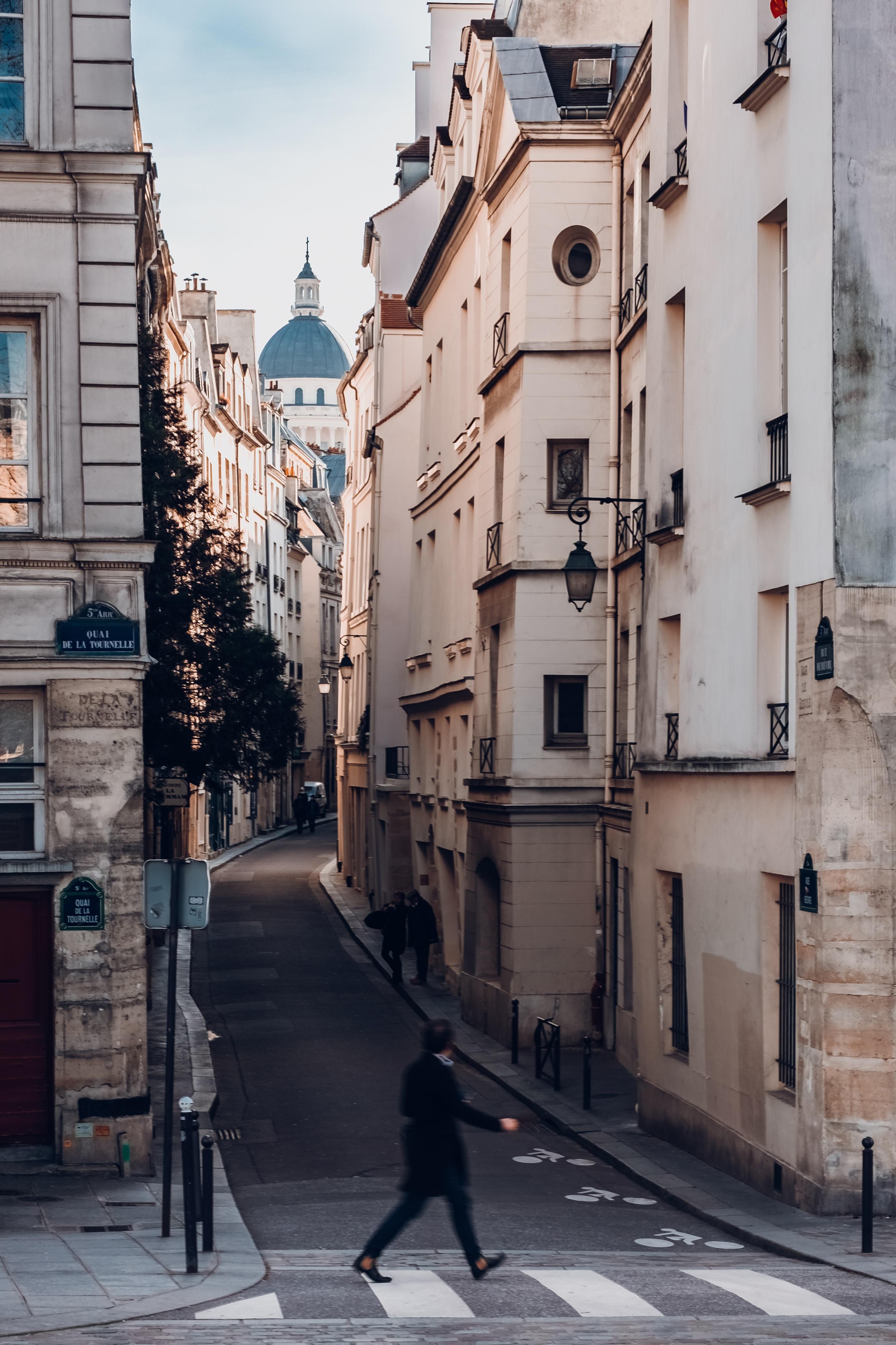 moverse en transporte público en paris