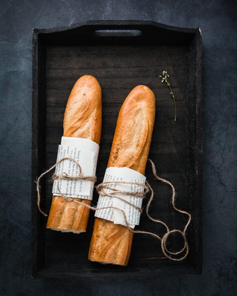 baguette comida tipica de francia