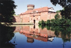 castillo spandau berlin